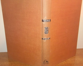 1946 First Edition Herman Smith Stina, The Story of a Cook Vintage Book