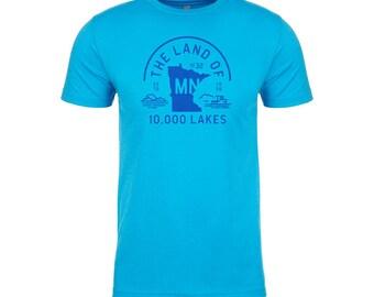 Minnesota Land of 10,000 Lakes Shirt