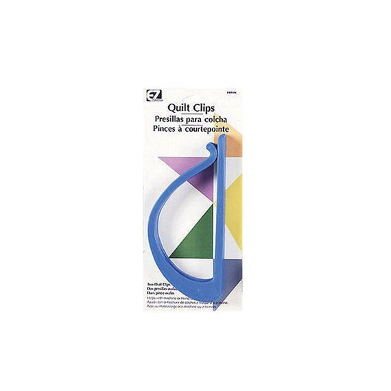 EZ Quilt Clips, 2pc