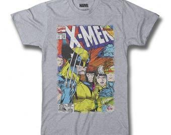 X-Men classic Comic Book Cover