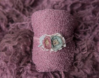 Dusty Rose Newborn set