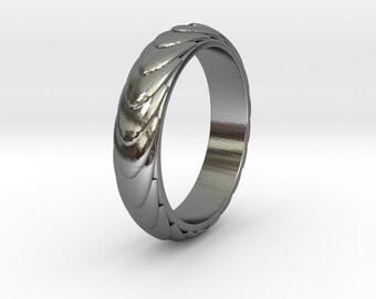 Gauntlet ring
