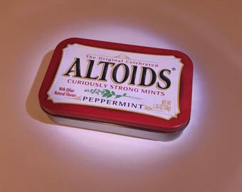USB Phone Charger Candy Disguise (ALTOIDS)