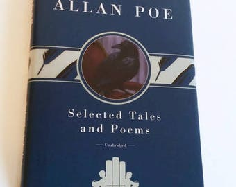 Edgar Allan Poe  Selected Tales and Poems  Unabridged