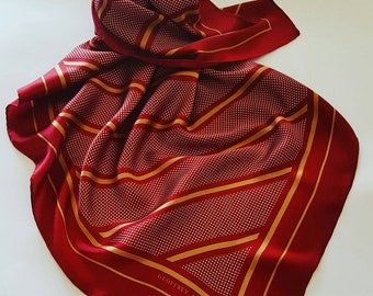 Goeffrey Beene vintage scarf