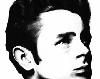 James Dean - Draw