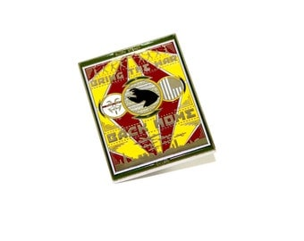 Bring The War Back Home Hat Pin - Streetwear Sloth Street