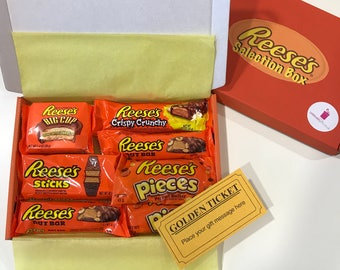 Reese's Chocolate Selection Treat Box