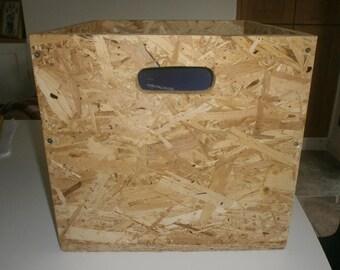 Vinyl Albums Record Storage Box - LP Storage Box - Album Collection Storage