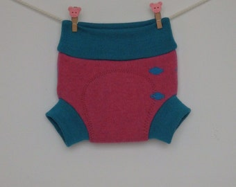 Woolen soakers / diapers / diaper covers / shorties for newborns,
