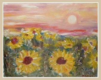 Oil paintings Oleg Lozynskyi