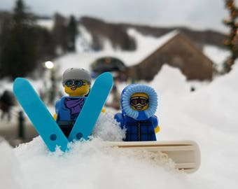 Lego Photography - Ski/Ride the East