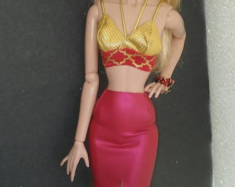 16 inch fashion doll outfit one size fit one size fits all