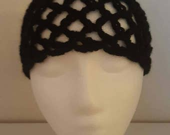 Black Headband - Simple Headband - Headband - Women's Headband - Stretchy Headband - Light Headband