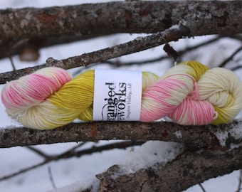 Zephyr - 100% Superwash Merino Wool Yarn - Worsted Weight