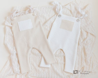 newborn Romper,Photography Props,Romper, Photo Props,ivory romper,neutral romper, Romper,photography props,3-6 months romper,ready to ship