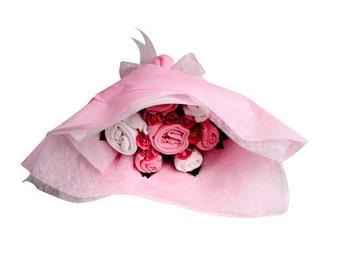 Welcome Bouquet - Sugar Pink