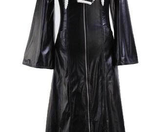 Kingdom Hearts 2 Saix Axel Roxas Cosplay Costumes