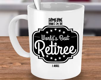 Retirement Mug    Retirement Gifts   Retirement Cup    Retirement Present    CoWorker Leaving   Gifts for Retirees   Gift of Appreciation