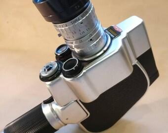 Vintage Carena Zoomex 8mm cine camera