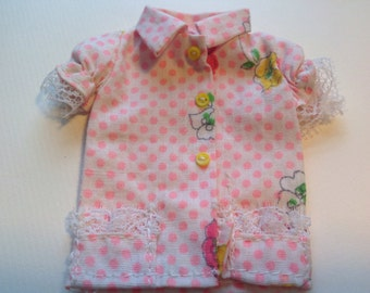 Early Skipper TOP only of Super Snoozer PJs #3371