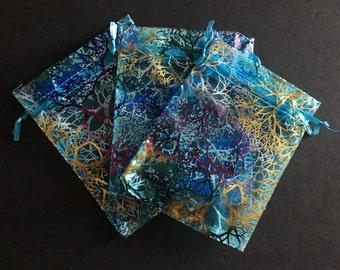 Drawstring storage/product bags