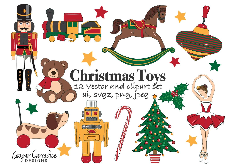 Christmas Toys Clip Art : Christmas clip art clipart toy