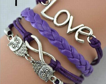 Infinity Bracelets