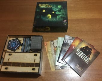 Betrayal at House on the hill Laser cut Insert