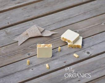 Calendula and Chamomile Handmade Soap (Organic Soap, Vegan Soap, made in Canada)