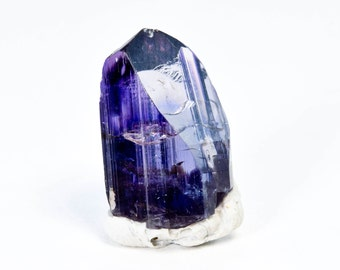 AWESOME Multi-Color! Bright Natural Tanzanite Crystal with GREAT PLEOCHROISM from Arusha, Tanzania, Africa 18