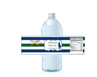 Horseman Water Bottle Labels (Set of 10 Labels)