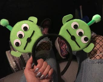 Toy Story Alien Disney Ears