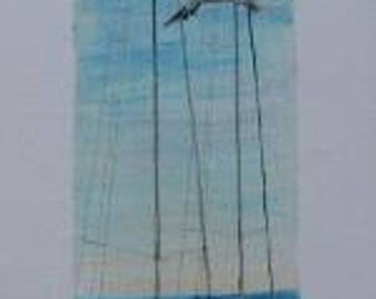 painting ''Sea breeze''