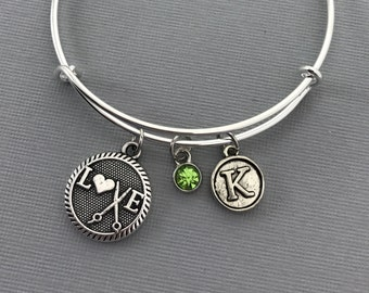 Hair Stylist - Hairdresser - Hair Stylist Gift - Cosmetology - Hairdresser Gift - Beautician -  Personalized Jewelry - Gift for Her