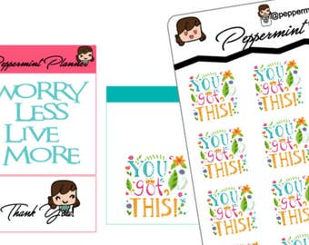You got this motivational planner stickers {#229}