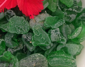 Craft Sea Glass, Mosaics, Wedding Decor, 100 Beach Glass Bulk, Recycled Glass, Sea Glass Bulk, Authentic Sea Glass, Surf Tumbled Sea Glass
