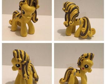 Custom Pikachu My Little Pony