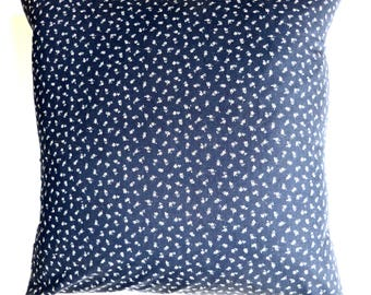SALE Daisy print cushion   feather   by Olive Jennings Furniture