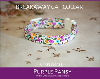 Fancy Cat/Kitten Collars