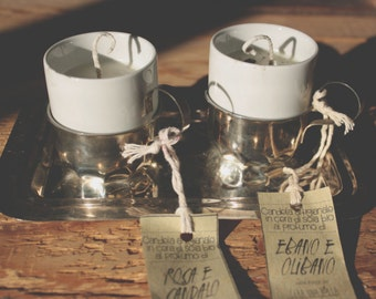 COUPLE COFFEE CANDLES