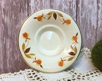 Superior Hall Quality Dinnerware/Autumn Leaf/Saucer/M-5/Radiance