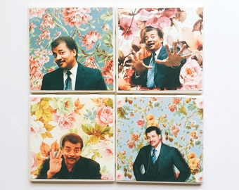 Neil deGrasse Tyson Coaster Set