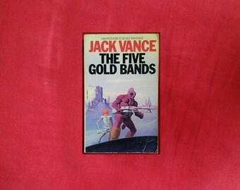 Jack Vance - The Five Gold Bands (Granada Mayflower Science Fantasy 1980)