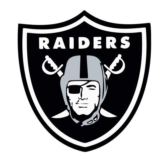 oakland raiders svg dxf eps png digital logo vector design