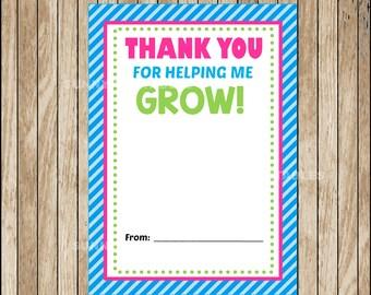 Printable  Gift Card Holder ,  Printable Teacher Appreciation Card Holder  , Printable Teacher Appreciation gift cards instant download