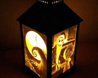 Disney's Nightmare Before Christmas Lantern