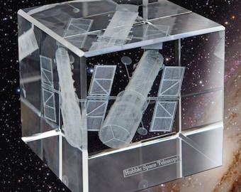 Hubble Space Telescope Sculpture