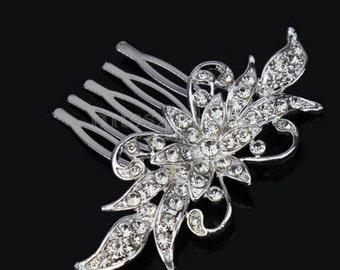 TRICIA- Wedding Bridal Hair Comb