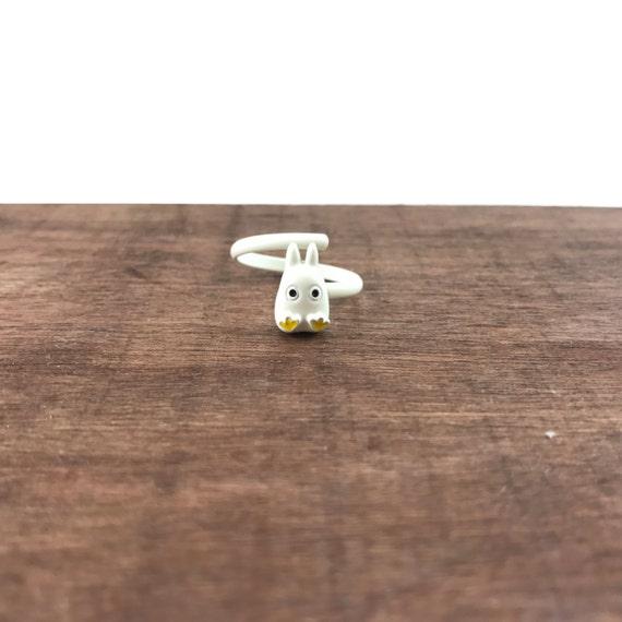 Totoro Rings, Totoro Ring, Studio Ghibli Rings, Studio Ghibli Ring